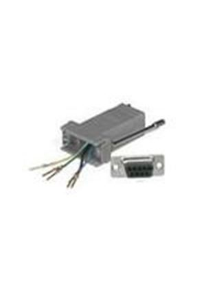 Cables To Go RJ12/DB9M Modular Adaptor (Grey)