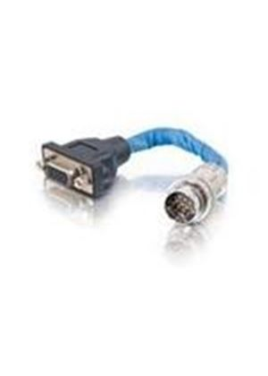 Cables To Go RapidRun HD15 (RGBHV) 12 Pin Din Lead