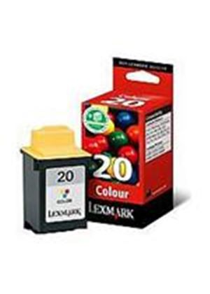 Lexmark No 20 Colour Ink Cartridge