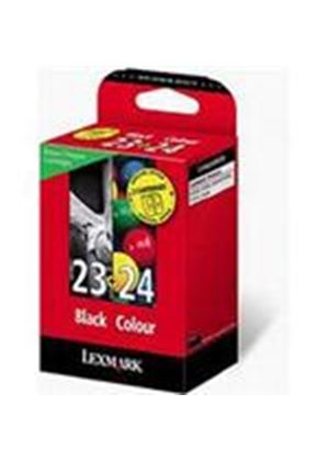 Lexmark Combo Pack No 23 & No 24 Return Program Print Cartridges