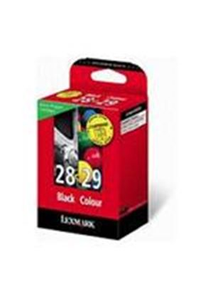 Lexmark Combo Pack No 28 & No 29 Printer Cartridges