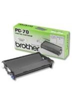 Brother PC-70 Cassette Including 144 Sheet Ribbon