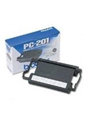 Brother PC201 Single Ribbon Cartridge  (420 Pages)