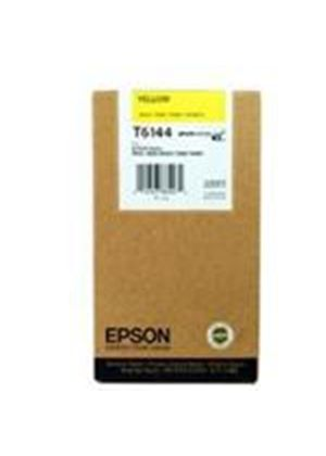 Epson T6144 Yellow Ink Cartridge (220ml)