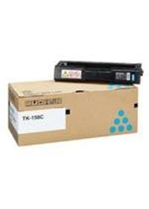 Kyocera TK-150 Cyan Toner Cartridge for FS-C1020 Multi Function Printers (Yield 6,000 Pages)