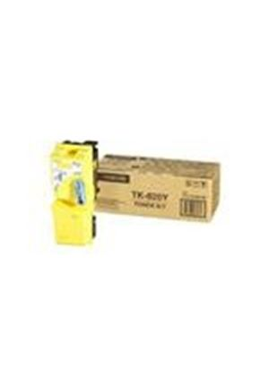 Kyocera TK-820Y Yellow Toner Kit (7,000 Pages) for FS-C8100DN