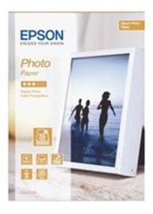 Epson Photo Paper 13x18cm (50 Sheets)