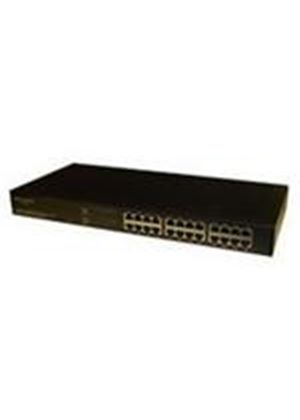 Dynamode 24 Port 10/100 N-Way Rackmount Switch