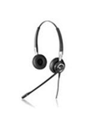 Jabra BIZ 2400 Duo Noise-Canceling Microphone Headband