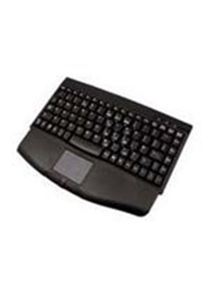 Accuratus 540 PS/2 Mini Keyboard with Touchpad (Black)