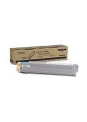 Xerox Phaser 7400 Cyan High-Capacity Toner Cartridge (18,000 pages)