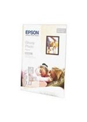 Epson A4 Glossy Photo Paper (20 Sheets)