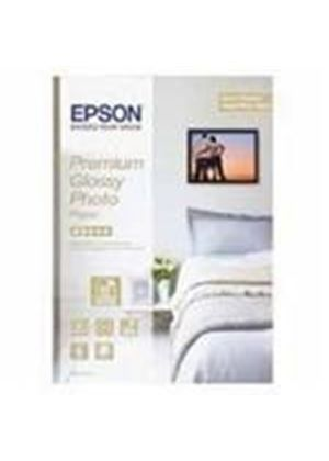 Epson Premium Glossy Photo Paper A4 (15 Sheets)