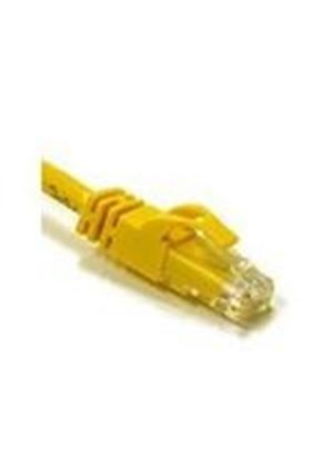 Cables To Go 2m Cat6 550MHz Snagless Patch Cable (Yellow)