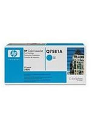 HP Colour LaserJet Cyan Print Cartridge with ColorSphere Toner (Yield 6000 Pages)
