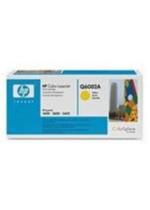 HP Toner Cartridge Yellow for Colour LaserJet 2600 Printer (Yield 2000 Pages)