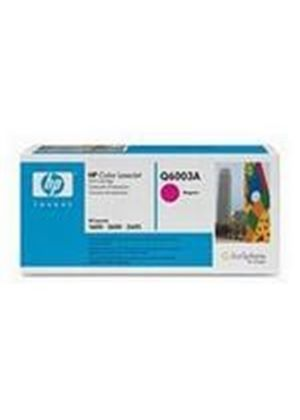 HP Toner Cartridge Magenta for Colour LaserJet 2600 Printer (Yield 2000 Pages)