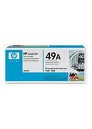 HP 49A Black Toner Cartridge (Yield 2500 Pages) for LaserJet 1160/1320