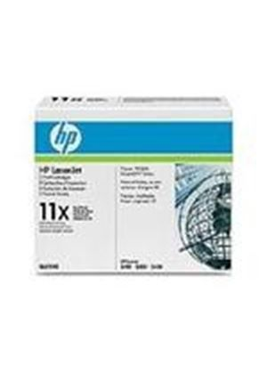 HP 11X LaserJet Black (Yield 12,000) Print Cartridge (Dual Pack)
