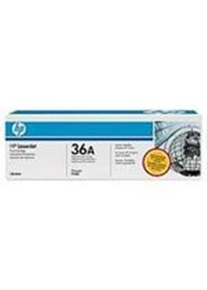 HP 36A LaserJet Smart Print Cartridge Black (Yield 2,000)
