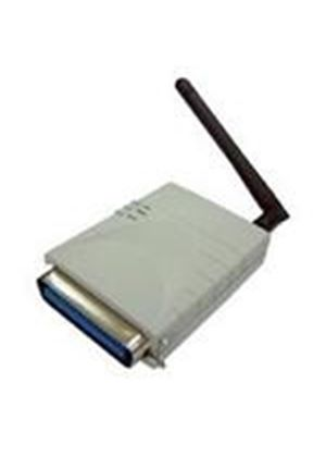 Dynamode Wireless LAN Parallel Print Server 802.11g 54Mbps