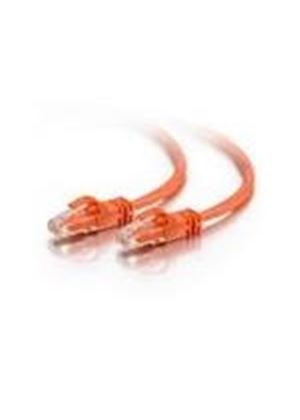 Cables To Go 7m Cat6 550MHz Snagless Patch Cable (Orange)