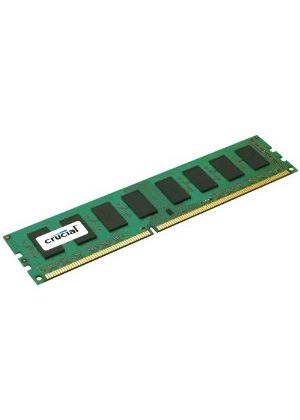 Crucial 2048MB PC2-5300 667MHz DDR2 240-pin DIMM CL5 Unbuffered Non ECC Memory Module
