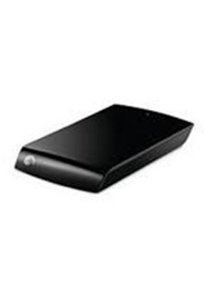 Seagate Expansions 320GB External Portable USB 2.0 Hard Drive - Black