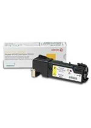 Xerox Standard Capacity Yellow Toner Cartridge (Yield: 2000 Pages) for Phaser 6140 Laser Printers