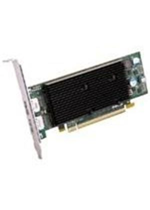 Matrox M9128 LP 1024MB PCI-E x16 DisplayPort Graphics Card (Low Profile)