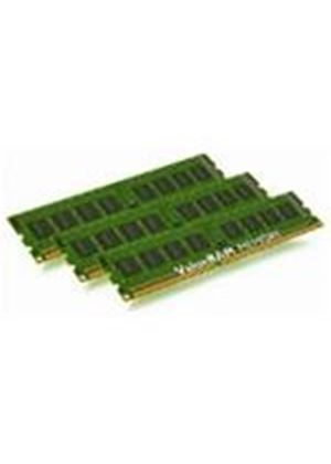 Kingston ValueRAM 12GB Mmeory Kit (3x4GB) PC3-10600 1333MHz DDR3 ECC CL9 DIMM with Thermal Sensor