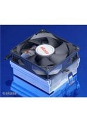 Akasa AK-865 Compact AMD Cooler for AMD Socket AM2+, AM2, 939, 940 & 754, AMD Athlon 64, Athlon 64 X2 & Phenom X3
