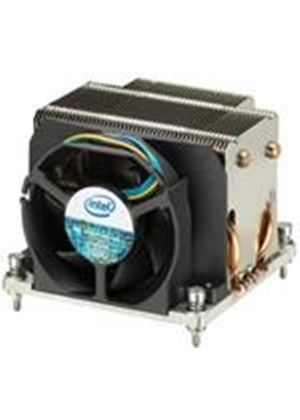 Intel STS100C Thermal Solution Passive/Active Combination Heat Sink with Removable Fan for Intel Xeon Processor with LGA1366