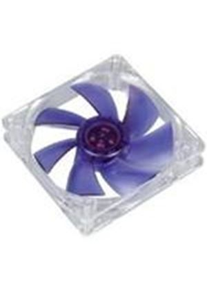 Akasa Emperor 12cm Ultra Quiet Case Fan (Blue)