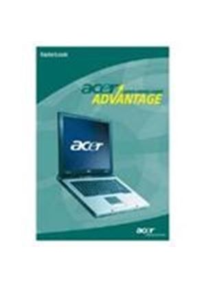 AcerAdvantage 3 Year Carry-In Notebook Warranty Standard (1st Year International Travellers Warranty) for all Acer Notebooks