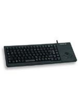 Cherry XS Trackball Keyboard (Black) - UK