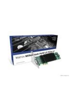 Matrox Millennium P690 128MB PCIe x1 DVI Graphics Card (Low-Profile)