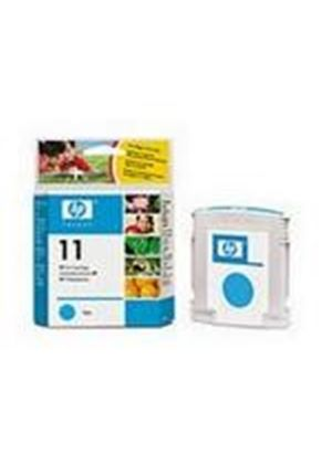 HP No.11 Cyan InkJet Cartridge (28ml) (C4836AE)