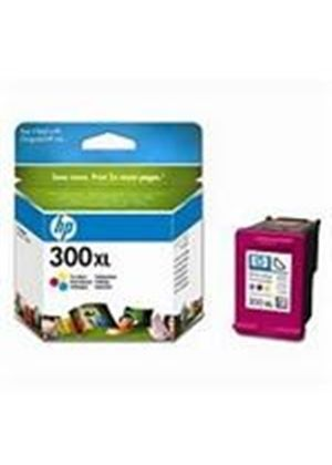 HP No.300XL Tri-colour (Yield 440 pages) Ink Cartridge with Vivera Inks