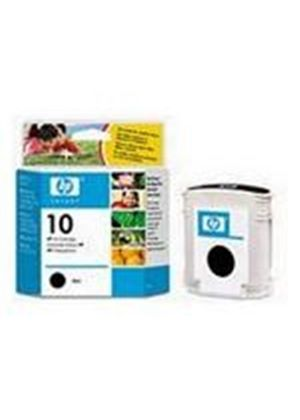 HP No.10 Black InkJet Cartridge (69ml) (C4844AE)