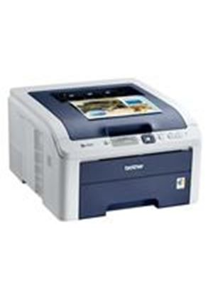 Brother HL-3040CN (AA) Colour Laser Printer (Networked) 32MB 600x600dpi 16ppm 250 Sheets (Emulation: GDI)