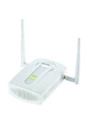 ZyXEL NWA-1100 802.11bg 54Mbps Wireless Access Point with PoE,  QoS, Client mode and WDS for bridging & repeating