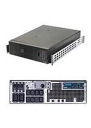 APC Smart-UPS RT 5000VA 3500W 230V RS-232/Smart-Slot/RJ-45 with Rackmount Rails (Black)