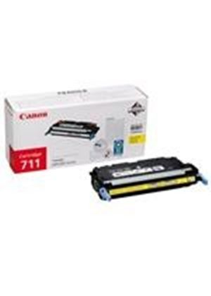 Canon 711 Toner Cartridge (Yellow) for LBP5360 Printer
