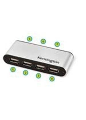 Kensington 7 Port USB 2.0 PocketHub (EU)