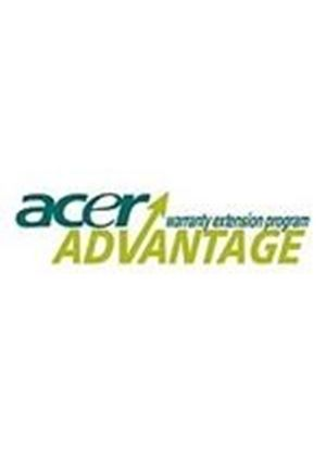 AcerAdvantage Extended Warranty - Extensa Notebook 1 Year Return to Base