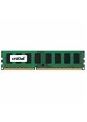 Crucial 4GB Memory Module PC3-10600 1333MHz DDR3 Unbuffered ECC CL9 240-pin DIMM
