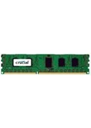 Crucial 2GB Memory Module PC3-10600 1333MHz DDR3 Registered ECC CL9 240-pin DIMM