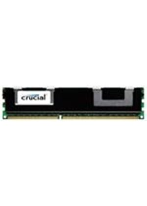 Crucial 4GB Memory Module PC3-10600 1333MHz DDR3 Registered ECC CL9 240-pin DIMM