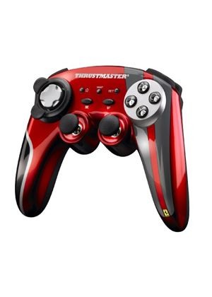 Guillemot/Hercules Thrustmaster Ferrari Wireless Gamepad 430 Scuderia Limited Edition